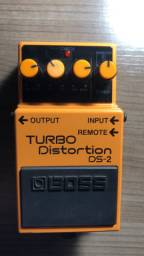 Pedal turbo distortion Boss