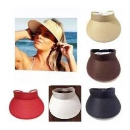 Título do anúncio: Chapéu viseira praia