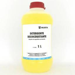 Detergente Desincrustante 1 litro Wurth