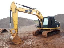 Escavadeira Hidraulica Caterpillar 318 ano 2016