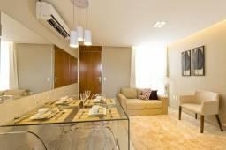 Apartamento pronto para morar em condomínio fechado com segurança e lazer completo