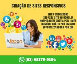 Criação de Sites - Conquiste novos clientes