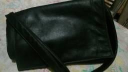Bolsa de couro sintética