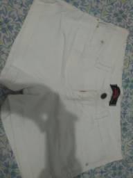 Vendo Shorts Jeans Branco (nunca usado)