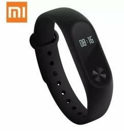 Smartwatch Relogio Inteligente Xiaomi Miband 2 . Preto Nova/Lacrada