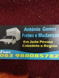 Mudanças 988085782 Antônio