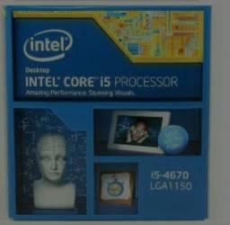 Kit gamer i5 4670 + H87 + 8gb