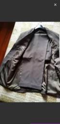 Terno paletó 52 E calça 42 ajustáveis