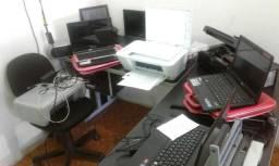 Manutenção Impressoras e Computadores