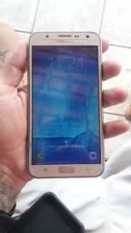 Vendo celular em forma j7 400