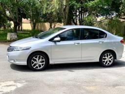 Honda City Ex 2012 Muito Novo Automático - 2012
