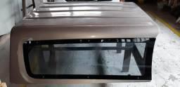 Capota de fibra da Hilux cabine dupla 2005 a 2015