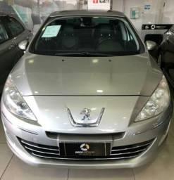 408 Sedan Feline 2.0 Flex 16V 4p Aut. - 2012
