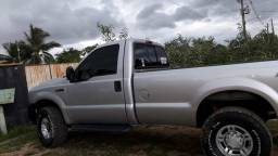 F 250 xlt super duty Cummins 4x4 - 2009