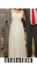 Vestido de noiva M/G