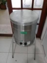 Fritadeira água e óleo 35 litros