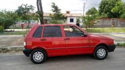 Fiat Uno /4 portas c/ ar condicionado - 2007