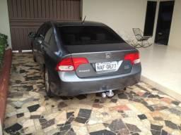Vendo Honda civic LXL/SE flex ano/mod 2011 - 2011