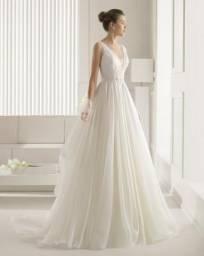 Vestido de noiva marca internacional