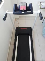 Esteira Athletic Runner 12km/h Bivolt (até 12 km/h e 120Kgs)