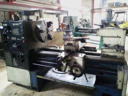 Torno mecânico Romi SD 40b 800 x 1000 mm