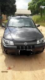 Strada preta vendo ou troco carro fechado - 2006