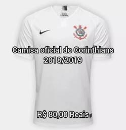 Camisa de times 2018/2019