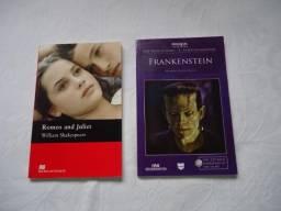 Livros paradidáticos em inglês