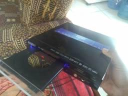 DVD - USB e Cd