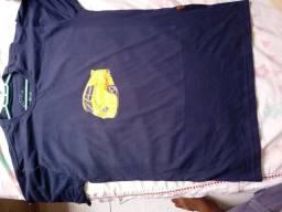 Camisa estampa kombi