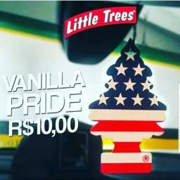 Little trees vanilla pride aromatizante de carro