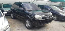 Hyundai Tucson GL 2.0 2008 com GNV - 2008