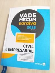 Vade Mecum Saraiva 2018 2° edição