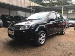 Fiesta Sedan Class 1.6 Flex 2010 Completo Preto