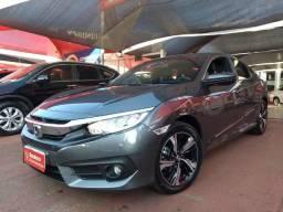Civic EXL 2.0 CVT 2018/2018 13Mil Km Rodados Temos City Fusion Corolla Voyage Versa Logan