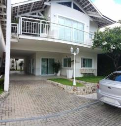 CA1219 Excelente Casa 300m² Em Condomínio 4 Suites Projetada 4 Vgs Prox Colégio Christus