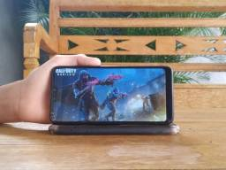Zenfone Max shot 32gb 3gb ram,três câmeras,Android 9.1