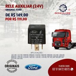 RELE AUXILIAR (24V) ORIGINAL FORD