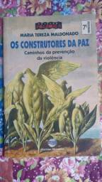 Livro Os construtores da paz