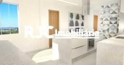 Apartamento à venda com 3 dormitórios em Glória, Rio de janeiro cod:MBAP32935