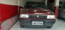 Fiat Uno Mille EP 1.0 4pts Ano 96/96 - 1996