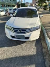 Honda City EX 1.5 Automático - 2012