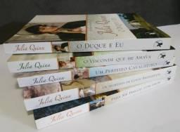 "Box ""Os Bridgertons"" (5 livros)"