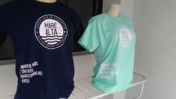 Camisas - Serigrafia