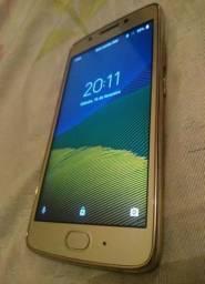 Moto G5 gold 32gb