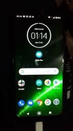 Moto G7 plus novo sem caixa sem marcas de uso