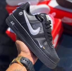 Tênis Nike Air Force LV8 Full Black Atacado e Varejo