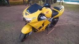 Vendo moto cbr 900