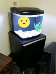 Aquario Boyu e armario