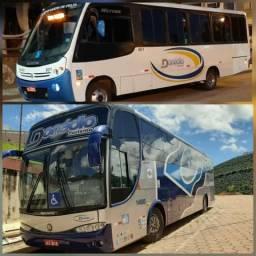 Onibus Mercedes 2007/ Micro onibus 2008